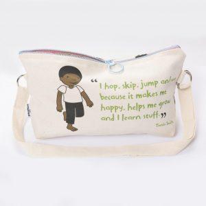 Hopping Harris Bag